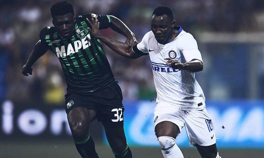 «Γκέλα» της Ίντερ στην πρεμιέρα της Serie A (αποτελέσματα)