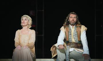 Αγαμέμνων, σε σκηνοθεσία Τσέζαρις Γκραουζίνις στο Θέατρο Δάσους