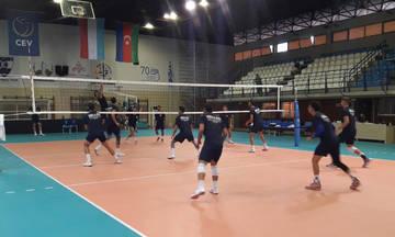 Περιμένει το Αζερμπαϊτζάν η Εθνική Ανδρών