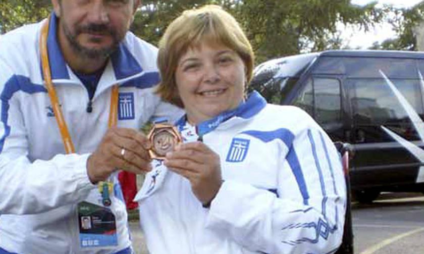 Πρώτο ελληνικό μετάλλιο η Λιάγκου στο Βερολίνο