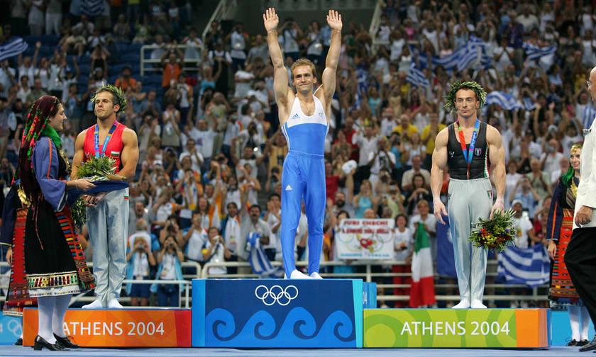Ο Ταμπάκος «χρυσός» στην Αθήνα