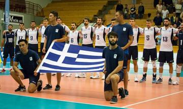 Έτοιμη για το Αζερμπαϊτζάν η Εθνική Ανδρών