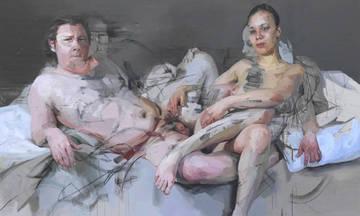 Έκθεση με έργα της ζωγράφου Jenny Saville στη Συλλογή Γιώργου Οικονόμου