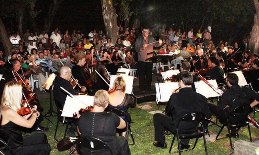 Η Συμφωνική Ορχήστρα δήμου Αθηναίων αποχαιρετά το καλοκαίρι στο Πάρκο Ελευθερίας