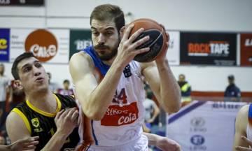 Ο Σαρικόπουλος θα συνεχίσει την καριέρα του στην Λευκορωσία