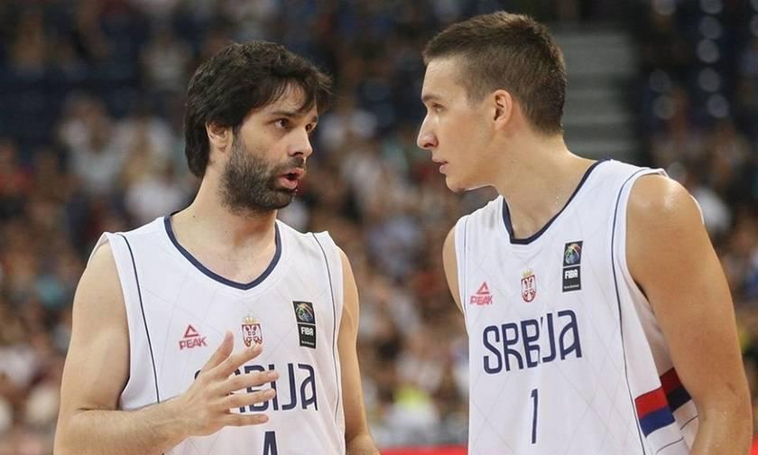 Η Σερβία έρχεται με 6 ΝΒΑers για το ματς με την Εθνική