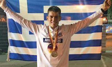 Ασημένιο μετάλλιο για τον Μαλακόπουλο!