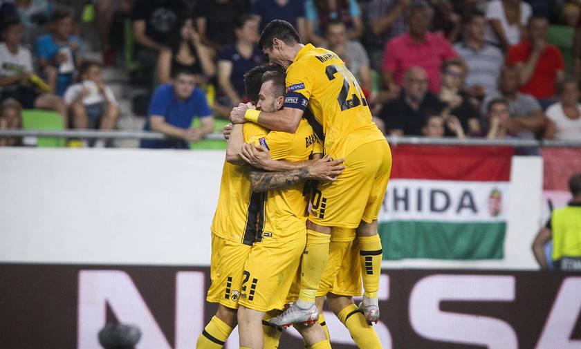 Τα γκολ του Βίντι-ΑΕΚ 1-2 (vids)