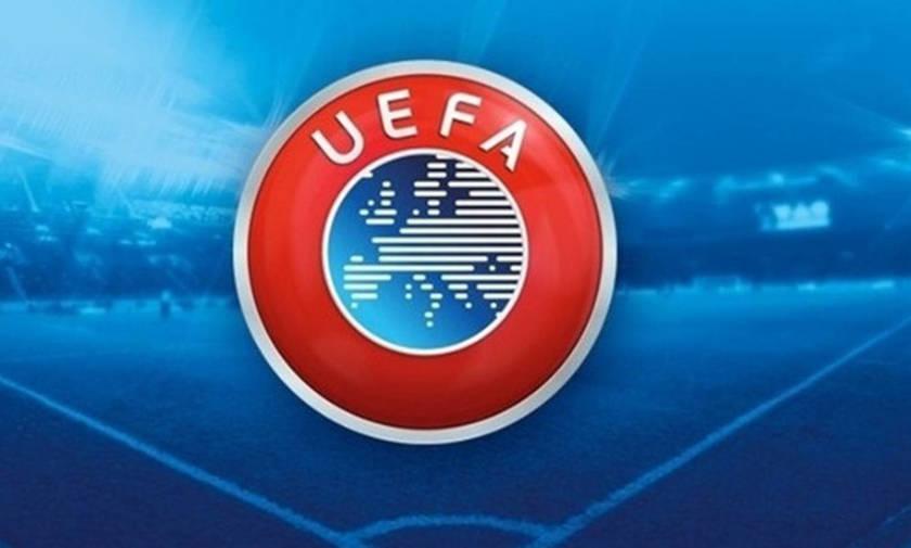Συνεχίζει να βρίσκεται στη 14η θέση της UEFA η Ελλάδα