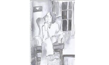 Έκθεση σχεδίων της Κλεοπάτρας Μουρσελά στη Γκαλερί 7