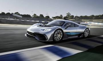 H Mercedes-AMG ετοιμάζει μικρό sportscar