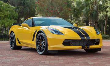 Πόσο νοικιάζουν μια Chevrolet Corvette Z06;