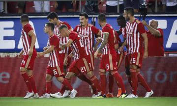 Γκολ ο Μπουχαλάκης για το 2-1 του Ολυμπιακού (vid)