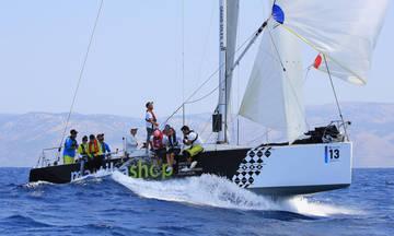 Στη Σάμο έφτασαν τα σκάφη της Aegean Regatta