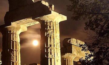 Αυγουστιάτικη Πανσέληνος: 132 Μουσεία και αρχαιολογικοί χώροι διανυκτερεύουν