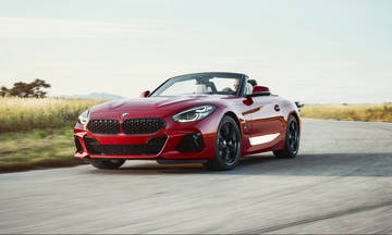 Αποκάλυψη για τη νέα BMW Z4