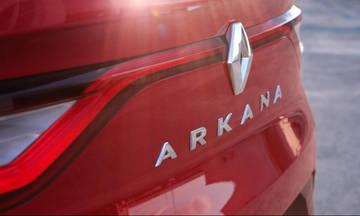 Arkana: το νέο SUV της Renault