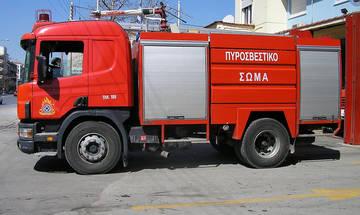 Λευκάδα: Φωτιά σε σπίτι στον Κάλαμο