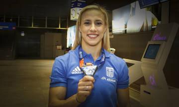 Έτσι η μαμά Νικόλ Κυριακοπούλου έγινε πρωταθλήτρια Ευρώπης (vid)