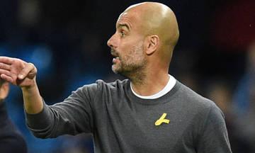 Η αντίδραση του Γκουαρδιόλα για το γκολ με το χέρι της Γουλβς