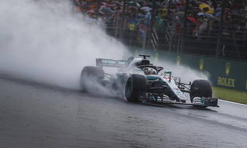 GP Βελγίου: Ο Χάμιλτον πήρε την pole position (pic)
