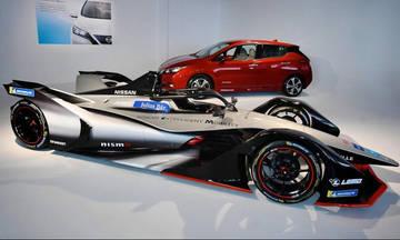 Η Nissan στη Formula E
