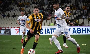 Εύκολα 2-0 τον ΠΑΣ Γιάννινα η ΑΕΚ