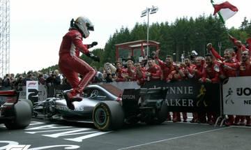 Formula 1: Ο Φέτελ πήρε τη νίκη στο γκραν πρι του Σπα