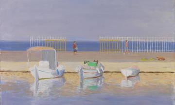 Έκθεση με έργα του Ανδρέα Βουρλούμη στον Χώρο Τέχνης «ΣΤΟart ΚΟΡΑΗ»