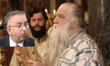 Συγχωρεμένος ο Βερύκιος- Τι αναφέρει η επιστολή μετάνοιας προς την Ιερά Σύνοδο