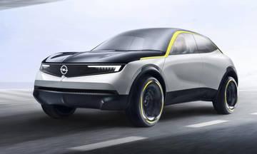 Ηλεκτρικό μικρό SUV από την Opel