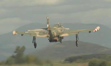 Πτώση αεροπλάνου στη Λακωνία