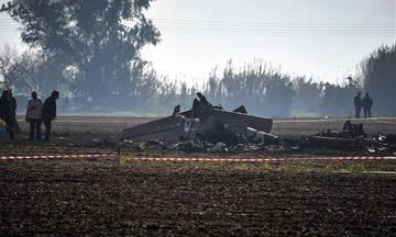 Νεκρός ο κυβερνήτης του αεροσκάφους της Π.Α. που συνετρίβη έξω από τη Σπάρτη