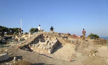Κύπρος: Κτήριο του 4ου αιώνα μ.Χ. έφερε στο φως η αρχαιολογική σκαπάνη