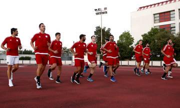 Ολυμπιακός: Φιλικό στην Έδεσσα, τουρνουά στη Μπίτολα