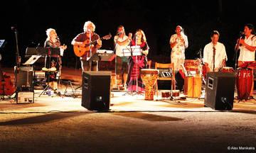 Συναυλία του Alejandro Diaz στο Θέατρο Ρεματιάς