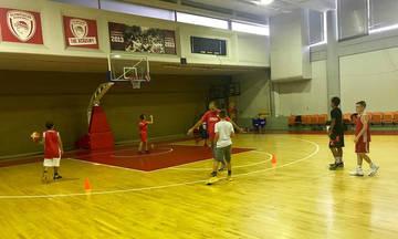 Συνεχίζονται οι δοκιμές στις ακαδημίες μπάσκετ του Ολυμπιακού (pics)