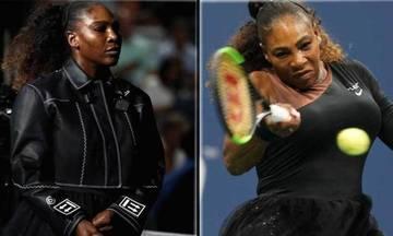 Η Σερένα τους... τρολάρει: Της απαγόρευσαν να παίξει με catsuit και φόρεσε φούστα μπαλαρίνας (pics)