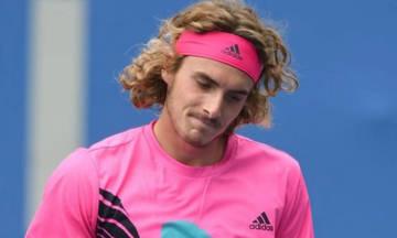 US Open: Τα πολλά λάθη κόστισαν στον Τσιτσιπά