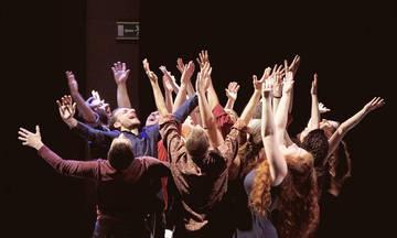«Αγαμέμνων» του Αισχύλου από τη Δραματική σχολή του Εθνικού Θεάτρου