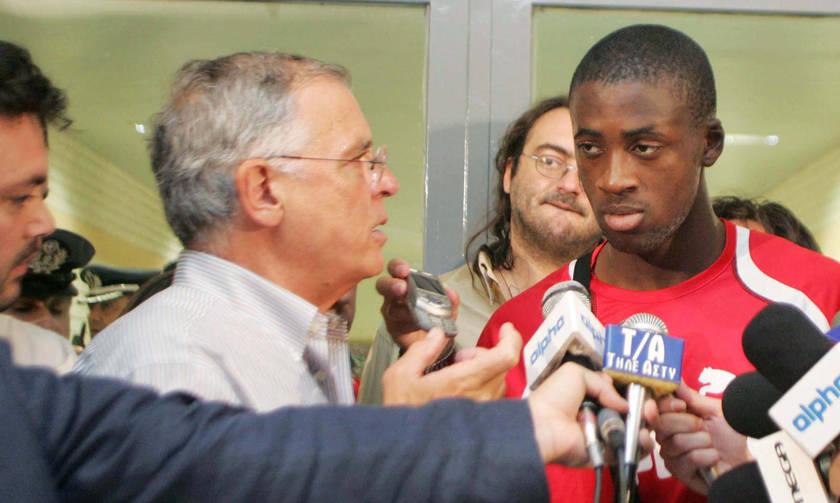 Θεοδωρίδης: «Ο Τουρέ θέλει να γυρίσει στον Ολυμπιακό»