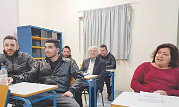 Δημήτρης Μουδατσάκης: Φοιτητής 84 ετών