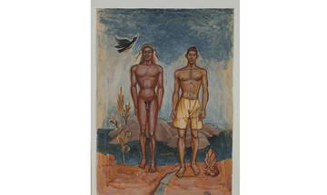 Κούρος…εκ του φυσικού: Έκθεση της Αλεξάνδρας Μιχάλη στο Εθνικό Αρχαιολογικό Μουσείο