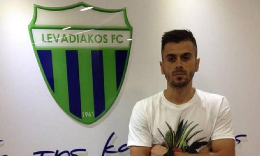 Ανακοίνωσε Στανόγεβιτς ο Λεβαδειακός