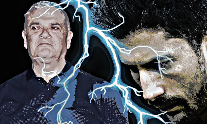 ΑΕΚ: «Στα μαχαίρια» Μελισανίδης - Κονέ