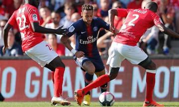 Ligue 1: «Τα χρειάστηκε» αλλά κέρδισε η Παρί Σεν Ζερμέν