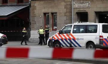 «Τρομοκρατική» η επίθεση στον σιδηροδρομικό σταθμό του Άμστερνταμ
