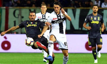 Serie A: Συνεχίζει με το «απόλυτο» η Γιουβέντους (αποτελέσματα + βαθμολογία)