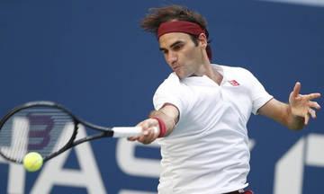 US Open: Ο Φέντερερ «καθάρισε» τον Κύργιο με 3-0 σετ