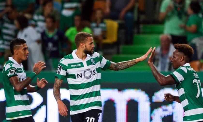 Primeira Liga: Ο Τζοβάνε χάρισε τη νίκη στη Σπόρτινγκ (αποτελέσματα & βαθμολογία)
